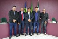Vereador Mavilson Veloso é eleito Presidente da Câmara Municipal